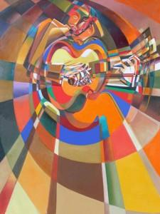 """Parviz Yashar """"Colors of Flamenco"""""""