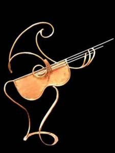 Guitar Sculpture